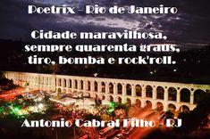 Ipsis Poiésis Blog: Poetrix Rio de Janeiro * Antonio Cabral Filho - RJ...