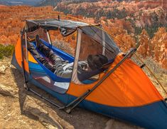 This Solo Shelter is Half Hammock, Half Tent Survival Shelter, Wilderness Survival, Camping Survival, Outdoor Survival, Camping Gear, Outdoor Camping, Backpacking, Outdoor Gear, Camping Hammock