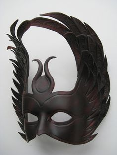 Isis - Leather Mask. by xothique.deviantart.com