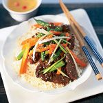 Korean Beef Rice Bowl Recipe | MyRecipes.com
