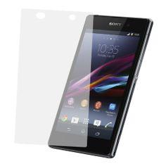 Elecom 12748 - Protector de pantalla (Sony, Teléfono móvil/smartphone, Polyethylene terephthalate (PET), Poliuretano, Silicona) , color: Transparent de ELECOM, http://www.amazon.es/dp/B00GIMWNC2/ref=cm_sw_r_pi_dp_y6N1sb0FW9C77