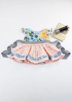 Matilda Jane Platinum - Insta-Worthy Wrap Top - Size 6, 4/14
