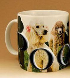 Poodle - Coffee Mug