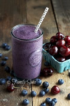 The Purple Smoothie