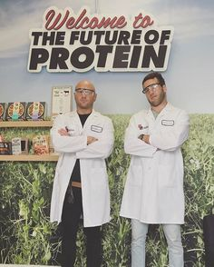 """@beyondmeat is currently one of the most innovative companies in the entire world - They aren't just making food for vegans. - - They are actually taking market share away from the meat industry - """"What does that mean,"""" you ask. - It means everyone is going vegan! - Big thanks to Brian, Emily, and Marian for inviting us out!"""