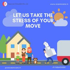Let us take the stress away and handle your move. Call or go online today to schedule your free in-home estimate! Call us From Bangalore to any part of the World or from any part of the World to Bangalore. Relocation Services, Home Estimate, Packers And Movers, Go Online, Company Names, Stress Free, Storage Solutions, Schedule, Transportation