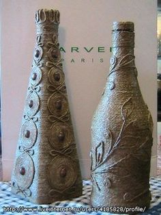 декоративные бутылки - Поиск в Google