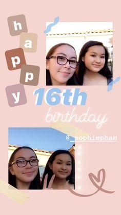 Friends Instagram, Creative Instagram Stories, Instagram Story Ideas, Instagram And Snapchat, Instagram Life, Instagram Posts, Birthday Post Instagram, Birthday Collage, Birthday Posts