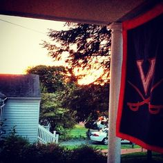 #UVa #sunset