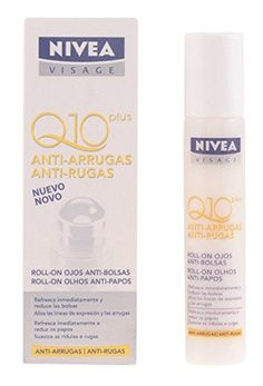 Nivea Visage Q10 Plus Under Eye Roll On  Anti Bags  Anti Wrinkle 10ml European Import  2 Count -- You can find out more details at the link of the image.