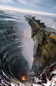 Stunning Illustrations by Artist Daniel Dociu
