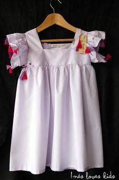 ropa-bebe-inesloveskids-s/s 2013 Girls Dresses, Blog, Unique Clothing, Elegant, Dresses Of Girls, Blogging