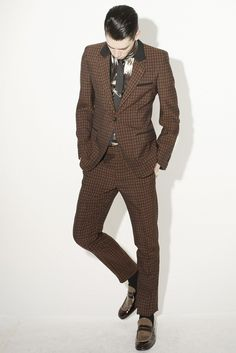 Marc Jacobs Men's RTW Fall 2013 - Slideshow - Runway, Fashion Week, Reviews and Slideshows - WWD.com