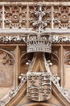 architectural detail, Cambridge