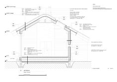 Image 11 of 13 from gallery of Culardoch Shieling / Moxon Architects. Section A