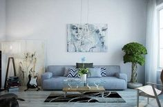 How To Do The Sitting Room Decor - Modern Home Decor , , Salon Sofa Decoration Salon Sofa Decoration Living Room Salon Sofa Decoration House design living room most favorite place is located. The design of t. Living Room Grey, Living Room Modern, Living Room Designs, Living Room Decor, Small Living, Grey Home Decor, Home Decor Bedroom, Blue Bedroom, Bedroom Ideas