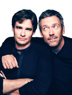 Holmes and Watson...er, um...I mean, House and Wilson.  Yeah.  ;-)