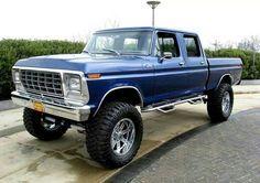 Ford crewcab