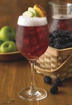 outback blackberry sangria- One pint of blackberries macerated with 1/2 cup of raspberry vodka 1 Bottle of Moscato wine 1.5 cups of pineapple juice. Add them all together and it taste just like the...
