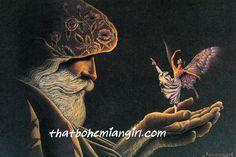 Ed Gedrose Dancing Fairy Greeting Card