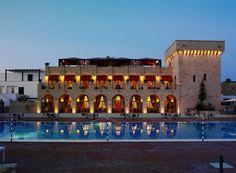 Messapia Hotel & Resort Santa Maria di Leuca Lecce, location of the timeshare?