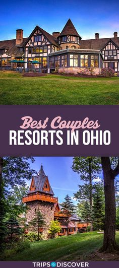 10 Best Couples Resorts in Ohio - Travel tips - Travel tour - travel ideas Vacation Places, Vacation Destinations, Vacation Spots, Places To Travel, Italy Vacation, Couples Resorts, Couples Vacation, Romantic Vacations, Romantic Getaways