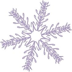 Celebrate Snowflake - 4x4 | Words and Phrases | Machine Embroidery Designs | SWAKembroidery.com VK-Digitizing