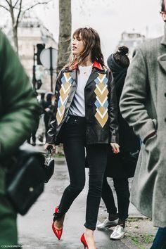 Street Style PFW VIII