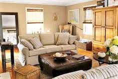 The Leaked Secret to Living Room Paint Color Ideas with Brown Furniture Leather Couches Colour P Uncovered - untoldhouse Room Paint Colors, Paint Colors For Living Room, New Living Room, Home And Living, Living Room Decor, Living Spaces, Cozy Living, Small Living, Brown Furniture