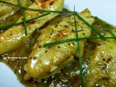 Pechugas de pollo a la miel y mostaza | Cocina