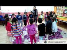 'Topuk burun'oyunu - YouTube