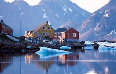 Greenland... another beautiful place to explore!