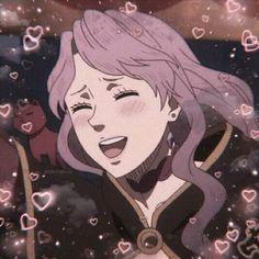Vanessa Black, Black Clover Manga, Cute Anime Character, Anime Characters, Artist, Charlotte, Icons, Girls, Friendship