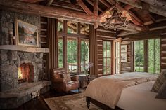 360 Ranch - Main House Interior