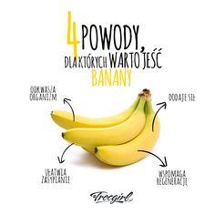 owoce, banany, wiem co jem, zdrowie, zdrowe odżywianie, zdrowe jedzenie, banan, odchudzanie, jak schudnąć, co jeść, banana, weight loss, eat clean, fruit