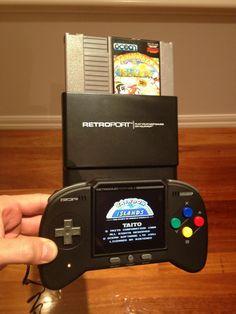 Twitter / ausretrogamer: #retrogaming NES on the RetroDuo ...