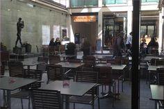 Cafe near Marienplatz - Munich/ München, Germany/Deutschland