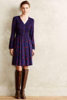 Maeve Banet Dress #anthrofave