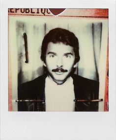 "Julien Piscioneri's winning entry! ""My dad's driver license from 1975""  KLVCxIMPOSSIBLE instagram contest - week one winner. The theme was ""show us something you love from the 1970s.""  instagram photo turned into an Impossible PX680 photo via the instant lab.   See the original photo here: http://instagram.com/p/dVdsPouooo/  Read more about the contest here:  http://shop.the-impossible-project.com/l/KLVC"