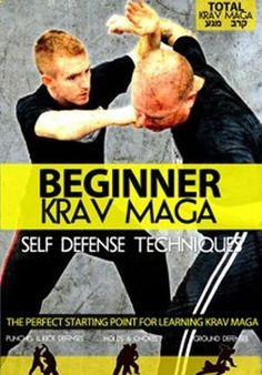 Beginner Krav Maga: Self Defense Techniques DVD #SelfImprovement