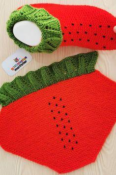 😍😍#knit #knittingsocks #knittingvideo #crochet #crochetslippers