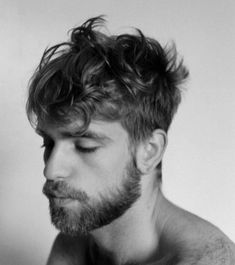 Love this tousled cut, might be more trouble to get my hair to even do this...