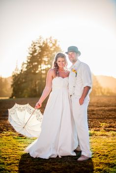 Country Bride Groom