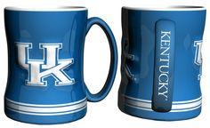 Kentucky Wildcats Coffee Mug - 14oz Sculpted