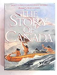 Our family owns all kinds of Canadian history books, but for a readable overview that appeals to all ages we prefer The Story of Canada by Janet Lunn and Christopher Moore. Geography Of Canada, World Geography, Canada For Kids, Canadian Social Studies, Christopher Moore, Homeschool Curriculum Reviews, Canadian History, Story Of The World, Fiction And Nonfiction