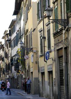 Borgo San Frediano, Florence