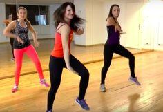 VIDEO: Dej si tenhle snadný zumba taneček a shoď přebytečná kila - Evropa 2