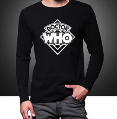 New Autumn Style BBC Doctor Who Long Sleeve T-Shirt  #handbags #womensclothing #home #dogs #jewelry #sunglasses #cats #lowprices #gamers #purses