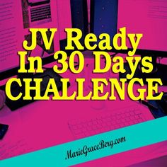 [DAY 7: Get JV Ready In 30Days Challenge] All about the TECH Stuff. Watch replay here...
