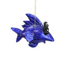 Lucky Ornament - Blue